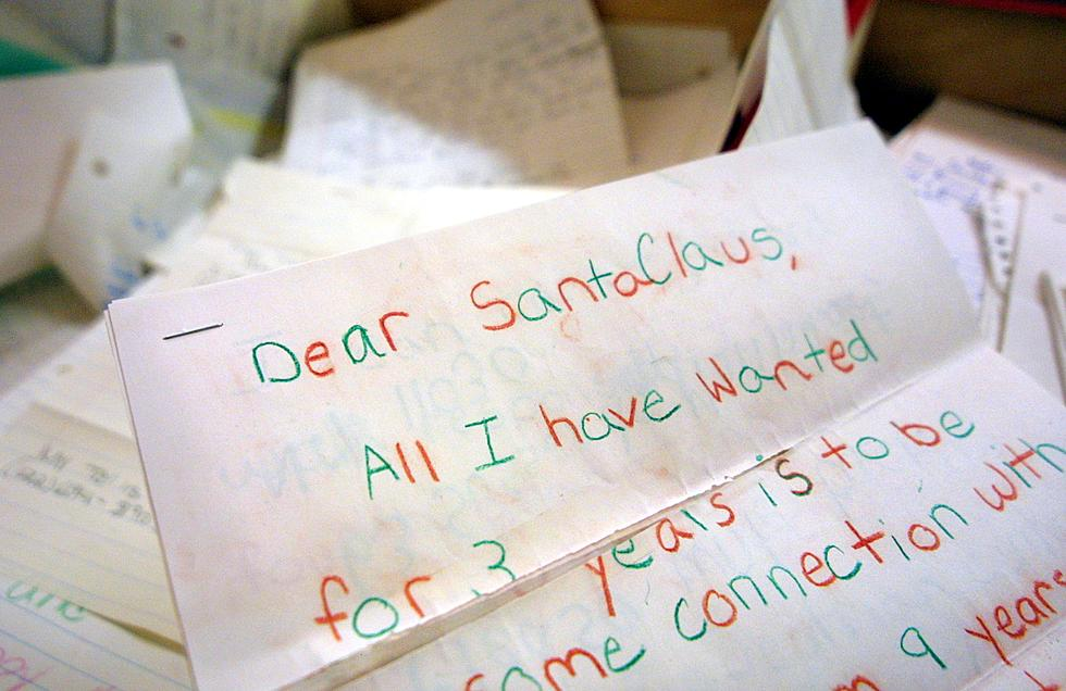 Letter to santa to be returned to sender after 60 years spiritdancerdesigns Image collections