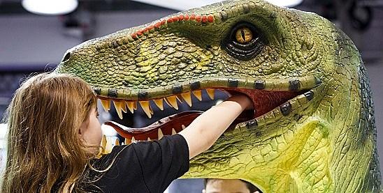Michigan Dinosaur