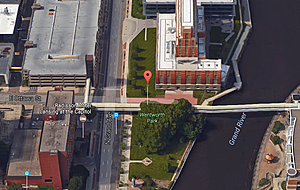KERNS HOTEL LOCATION TODAY (Google Maps)