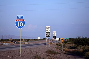 Parts Of Texas Raise Speed Limit To 80, Nations Highest