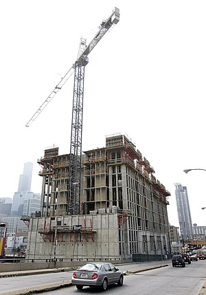 Condo Construction Boom Continues In Chicago
