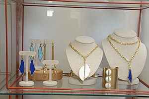 Hamptons Magazine Celebrates The London Jewelers Designer Jewelery Trunk Show In East Hampton