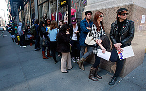 Weekly Unemployment Claims Reach 26 Year High