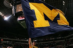 Michigan Wolverines v Wisconsin Badgers