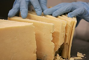 California Poised To Surpass Wisconsin As Top U.S. Cheese Producer